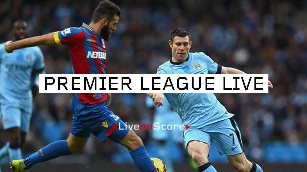 Manchester City vs Crystal Palace - Premier League 2018 ...