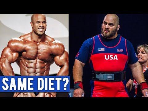 should-powerlifters-eat-like-bodybuilders?