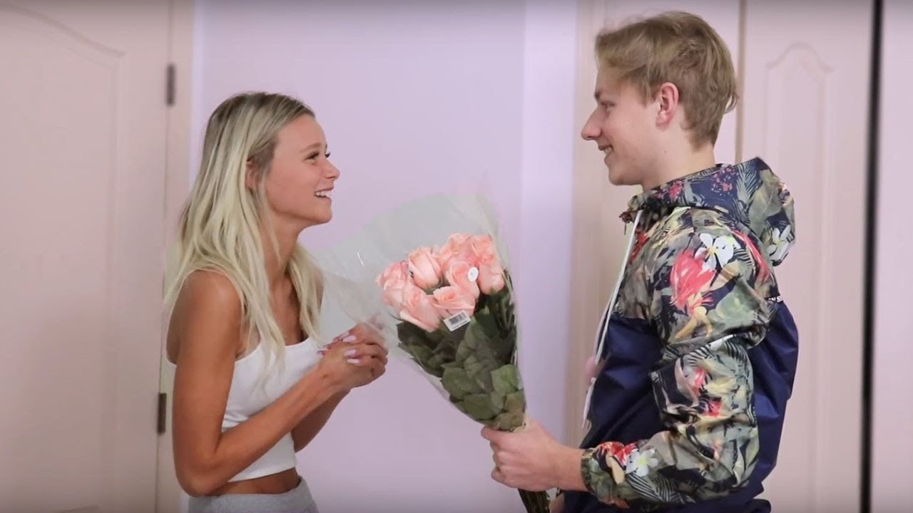 he asked me to be his girlfriend.. - YouTube