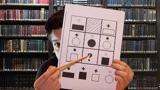 [ASMR Español] Test de Cociente Intelectual (IQ Test) Binaural R0lePlay | Sleepy Tingles