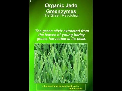 Organic Jade GreenZymes®