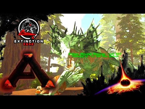 MODDED ARK: Extinction Core :: Ep 17 :: NEW WYVERN SCOURGE!