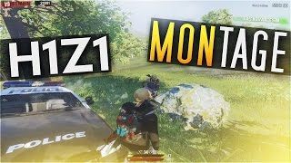 H1Z1 King of the Kill Montage (Tfue)
