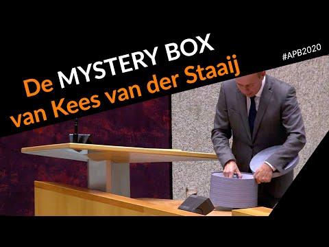De MYSTERY BOX van Kees van der Staaij   #APB2020