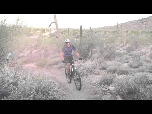 Mountain Biking in Marana