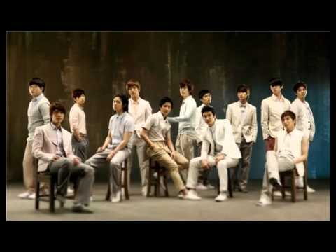 Super Junior  Its You Instrumental