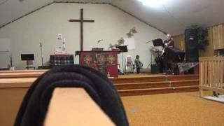 Jesus stood with me all the way (lloyd austin)