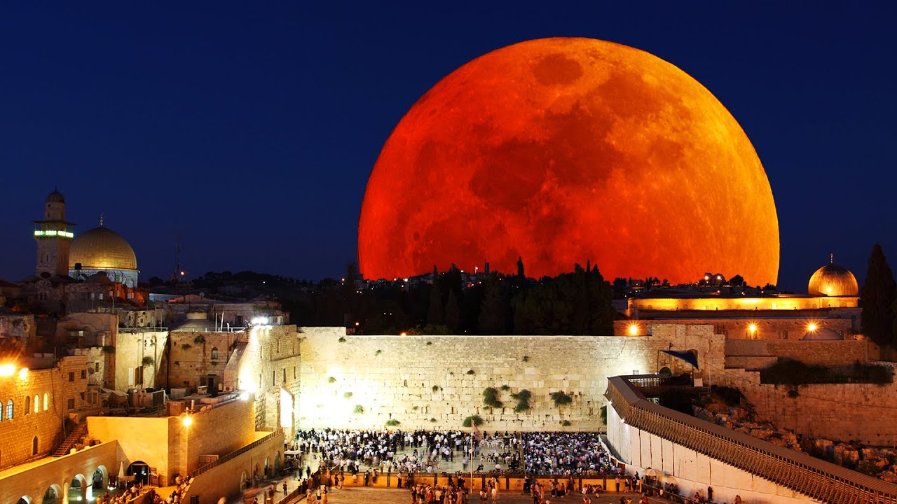 3rd Blood Moon Date & Time - End Times Countdown 2015 - Daily Two ...