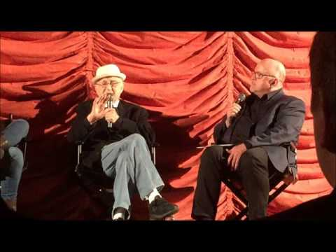 Norman Lear at the Music Box Theater-Chicago PART 1