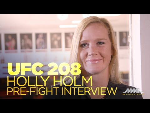 Holly Holm 'Worried' About Ronda Rousey's 'Mental Game' Before UFC 207