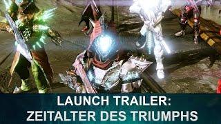 Destiny: Das Erwachen der Eisernen Lords – Zeitalter des Triumphs (Deutsch/German)