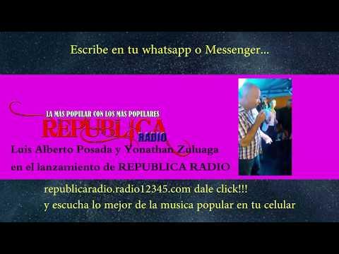 LANZAMIENTO DE REPUBLICA RADIO 2