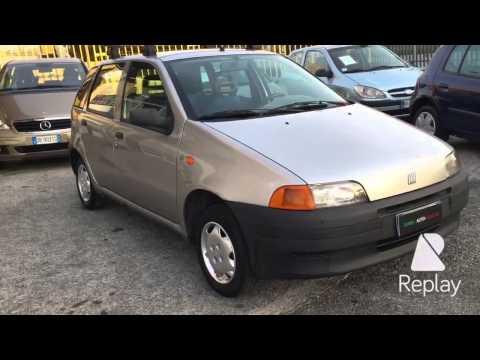Fiat Punto www.roma-auto-usate.it