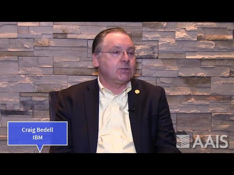 Craig Bedell, Global Insurance Industry Executive, IBM