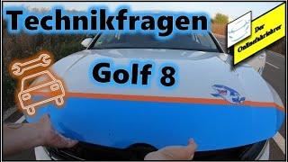 Fahrprüfung   Technikfragen in 6 Minuten   Schnell und einfach erklärt   Golf 8