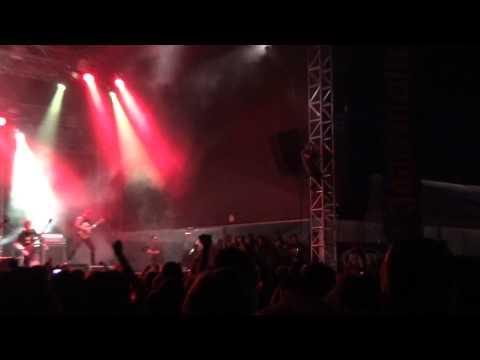 Dillinger Escape Plan @ Brutal Assault 2011