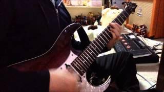 【TAB譜完成】Silent Siren「KAKUMEI」Guitar Cover