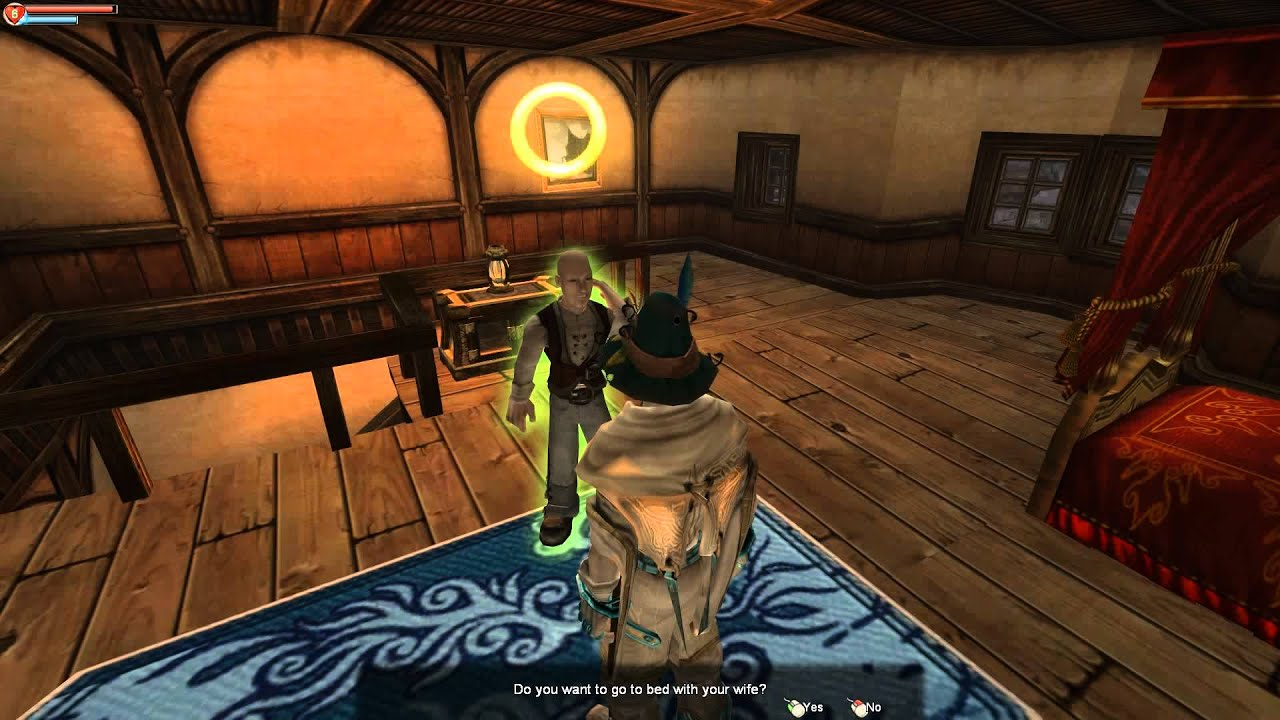 Being gay in fable lost chapters