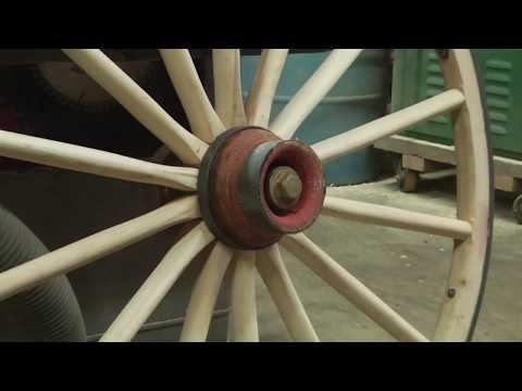 Antique Chuck Wagons | Convert To Roller Bearings | Timken