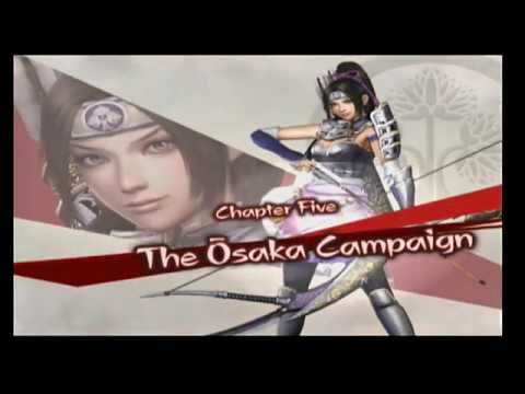 Samurai Warriors 3 - Ina's Story 5 - The Osaka Campaign