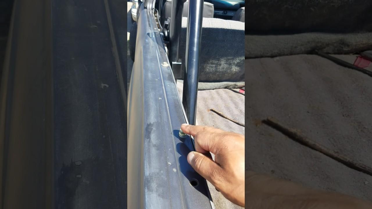 medium resolution of first gen 4runner rear window fix