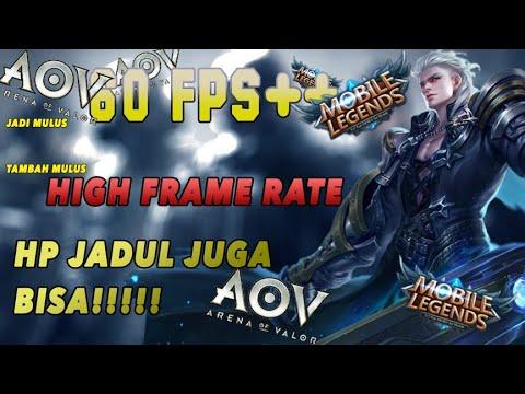 Cara Mengaktifkan High Frame Rate Di Aov Ml Meningkatkan Fps Pada Game Android