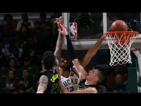 J.R. Smith, Jabari Parker, and the Best Plays From Tuesday Night | February 13, 2018