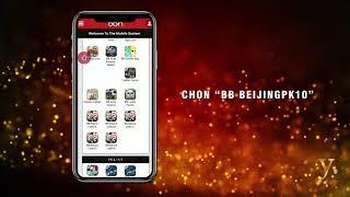 Hướng dẫn vào game Beijing Pk10 | JP88