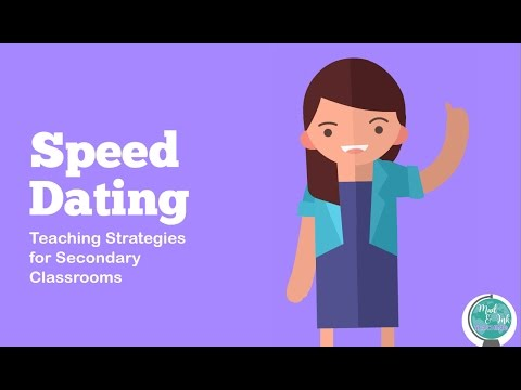 Speed dating conversation examples in english