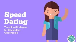 Speed Dating:  Teaching Strategy for the Classroom