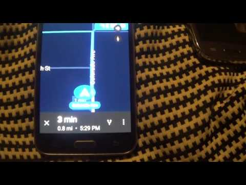 How To Use GPS In Android (Google Maps) App