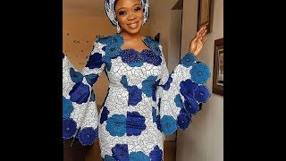 50+ Most Fashionable African Dresses 2019: Lovely #Ankara Collections 2019