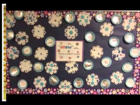 creative christmas bulletin board ideas - Christmas Bulletin Board Decorations