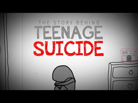 THE STORY BEHIND TEENAGE SUICIDE