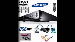 Samsung DVD-E360 DVD Player