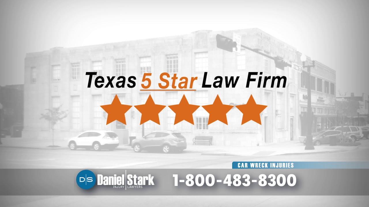 Daniel Stark Injury Law Five Star Google Reviews Youtube