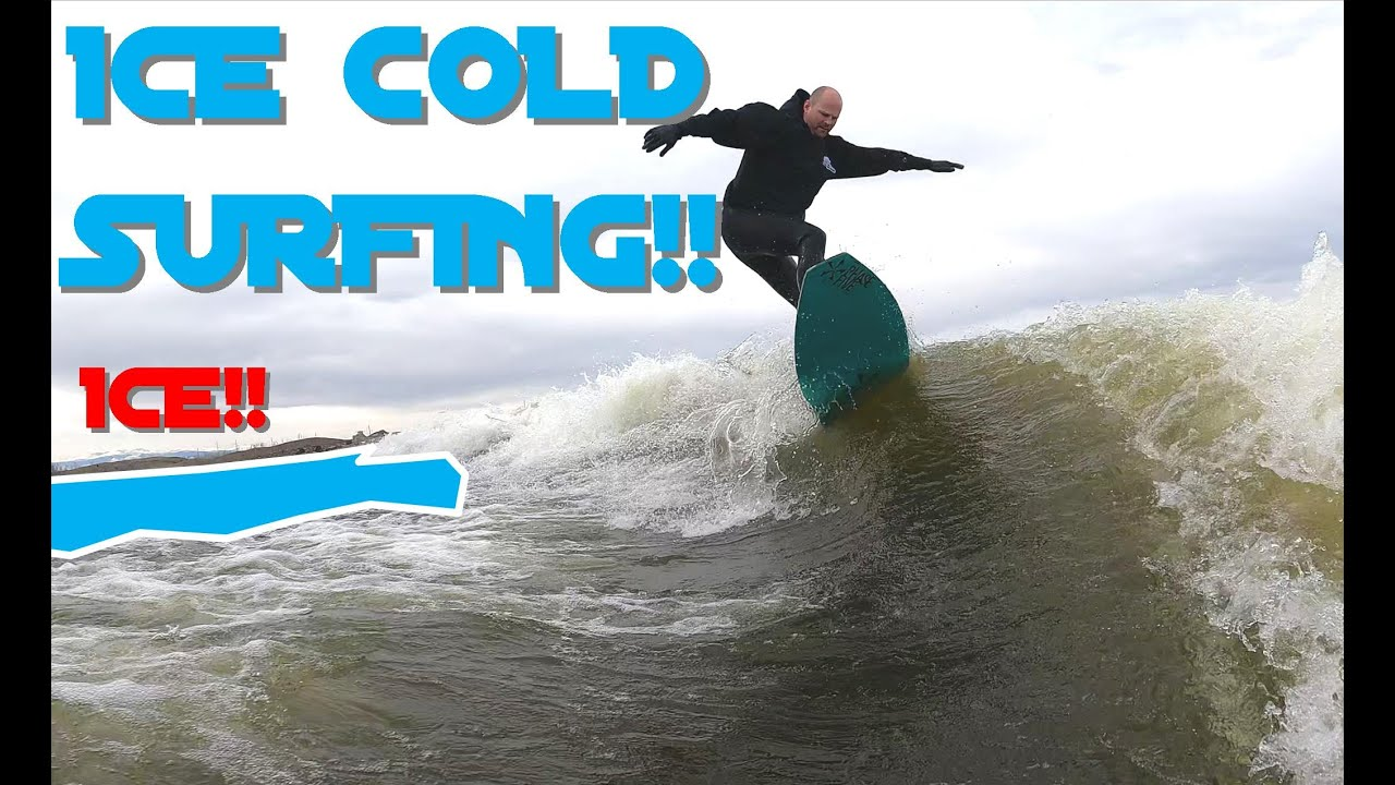 Download ICE COLD SURFING!!  Season 7, Episode 1