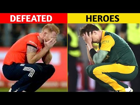 10 Heart Breaking Moments in Cricket  || क्रिकेट में 10 हार्ट ब्रेकिंग मोमेंट्स