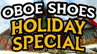Oboe Shoes Holiday Special Tra…