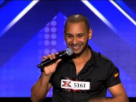 تجارب الأداء محمد الريفي الصوت الفريد - The X Factor 2013