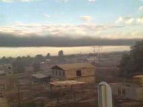 Contaminación en el Valle de Mexicali