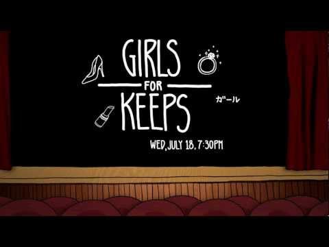 Short Cuts!  Girls for Keeps  JAPAN CUTS 2012