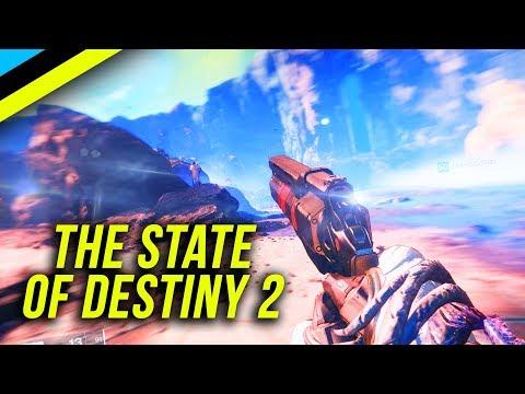 The State Of Destiny 2 Heading Into Black Armory DLC