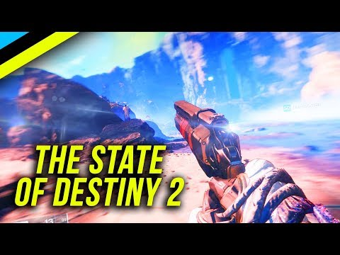 The State Of Destiny 2 Heading Into Black Armory DLC thumbnail