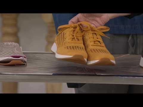 Dansko Suede Lace-up Sneakers - Charlie On QVC