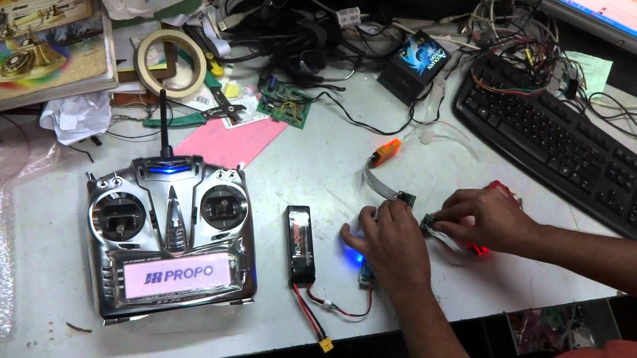 Paparazzi Ppm Encoder Working Youtube Wiring