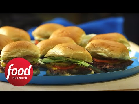 The Genius Way To Make Sliders For A Crowd