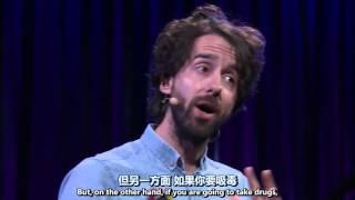 【TED2015】【启点字幕组】说说即将成为主流的暗网