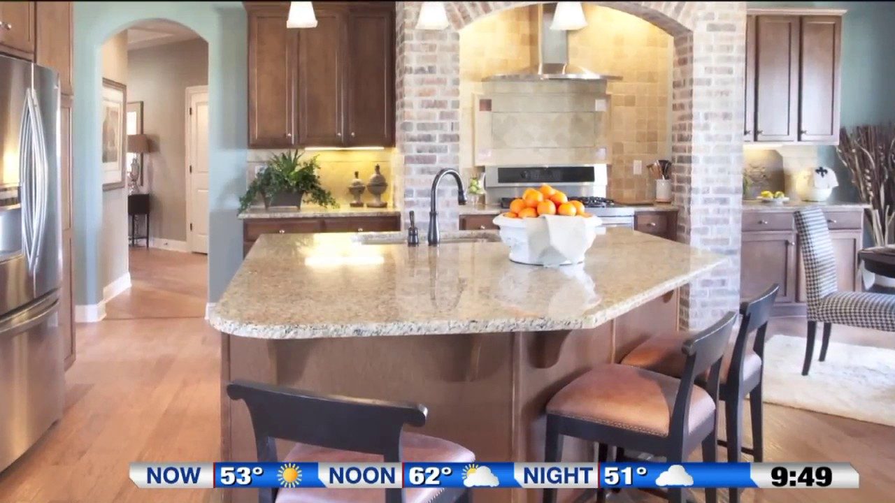 Delicieux FOX 8 News Home Builders Spotlight: Creating Your Dream Kitchen