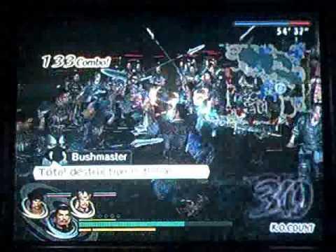 Warriors Orochi 2 treasure guide: Phoenix Wing at ...